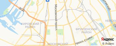 Лебедев Илья Алексеевич, адрес работы: г Санкт-Петербург, ул Решетникова, д 5