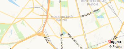 Чукаев Александр Владимирович, адрес работы: г Санкт-Петербург, пр-кт Московский, д 224 литер б