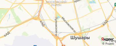 Святун Анастасия Валерьевна, адрес работы: г Санкт-Петербург, ш Пулковское, д 20 к 3