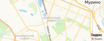 Пашкова Евгения Константиновна, адрес работы: г Санкт-Петербург, ул Есенина, д 1, кв 1