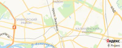 Малетин Алексей Сергеевич, адрес работы: г Санкт-Петербург, пр-кт 2-й Муринский, д 12 к 3