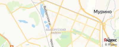 Митрофанова Мария Сергеевна, адрес работы: г Санкт-Петербург, пр-кт Луначарского, д 21 к 1
