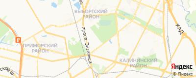 Баженова Анна Витальевна, адрес работы: г Санкт-Петербург, пр-кт Тореза, д 72