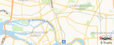 Ревнова Мария Олеговна, адрес работы: г Санкт-Петербург, ул Литовская, д 2 литер и
