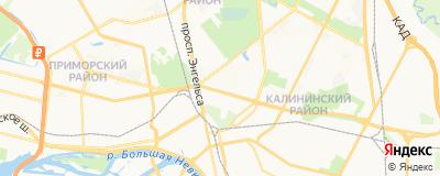 Половинкина Екатерина Сергеевна, адрес работы: г Санкт-Петербург, ул Орбели, д 17