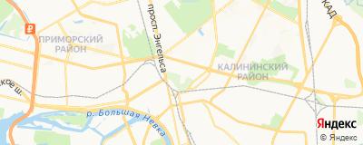 Федулова Наталия Михайловна, адрес работы: г Санкт-Петербург, ул Новороссийская, д 28 к 2