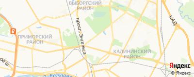 Логинова Анна Андреевна, адрес работы: г Санкт-Петербург, пр-кт Тореза, д 44 к 2