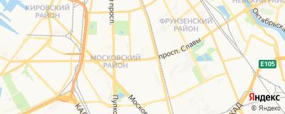 Ткачук Анна Владимировна, адрес работы: г Санкт-Петербург, ул Типанова, д 27/39