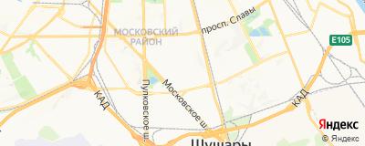 Пулатова Екатерина Николаевна, адрес работы: г Санкт-Петербург, ул Пулковская, д 8 к 1