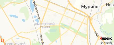 Карлов Константин Алексеевич, адрес работы: г Санкт-Петербург, пр-кт Луначарского, д 45 к 2 литер а