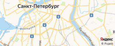 Юнусова Юлия Рустемовна, адрес работы: г Санкт-Петербург, пр-кт Лиговский, д 60-62
