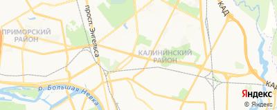 Пахомова Жанна Михайловна, адрес работы: г Санкт-Петербург, пр-кт Непокорённых, д 6 к 1