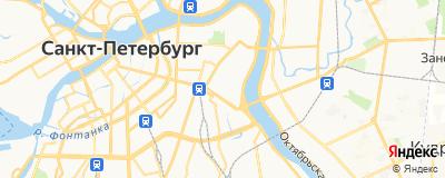 Кучеров Марк Геннадьевич, адрес работы: г Санкт-Петербург, ул Херсонская, д 2