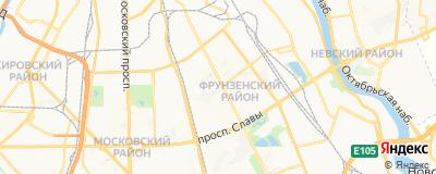 Соловьева Полина Юрьевна, адрес работы: г Санкт-Петербург, ул Белы Куна, д 6 к 1