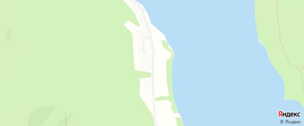 Карта поселка Ольховка д ДНП Каменный мыс в Ленинградской области с улицами и номерами домов