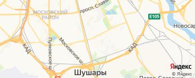 Бондаренко Мария Александровна, адрес работы: г Санкт-Петербург, ул Купчинская, д 21 к 1