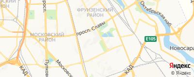 Виннер Анастасия Алексеевна, адрес работы: г Санкт-Петербург, ул Димитрова, д 22 к 3