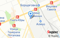 Компания «Бюро «ВІНК», ТОВ на карте