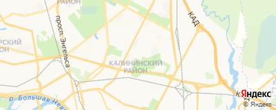 Блинова Ксения Александровна, адрес работы: г Санкт-Петербург, ул Бутлерова, д 9 к 2