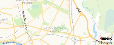 Лисенкова Александра Андреевна, адрес работы: г Санкт-Петербург, ул Бутлерова, д 11 к 4