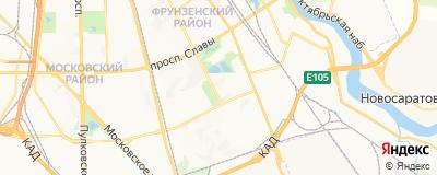 Арутюнян Овсанна Вардановна, адрес работы: г Санкт-Петербург, ул Бухарестская, д 118 к 3