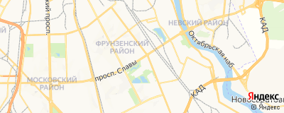 Рютева Елена Наилевна, адрес работы: г Санкт-Петербург, пр-кт Славы, д 52