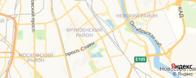 Юшманов Иван Геннадьевич, адрес работы: г Санкт-Петербург, пр-кт Славы, д 52