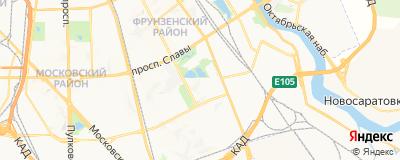 Гусейнова Айтач Расимовна, адрес работы: г Санкт-Петербург, ул Малая Бухарестская, д 2