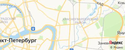 Черная Дарья Евгеньевна, адрес работы: г Санкт-Петербург, ш Революции, д 17