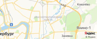 Орлянская Яна Александровна, адрес работы: г Санкт-Петербург, ш Революции, д 88 литер н