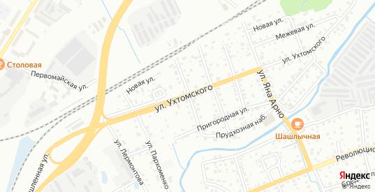 Улица Степана Разина в Великих Луках с номерами домов на карте. Спутник и схема онлайн