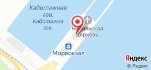 Дипломно паспортный отдел капитана Одесского порта пароходство  Пароходство порт Дипломно паспортный отдел капитана Одесского порта на карте Одессы