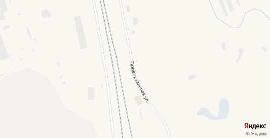 Привокзальная улица в Заполярном с номерами домов на карте. Спутник и схема онлайн