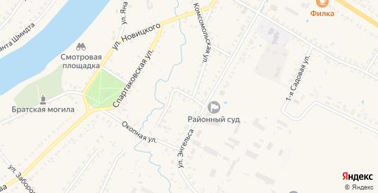 Детская улица в Велиже с номерами домов на карте. Спутник и схема онлайн