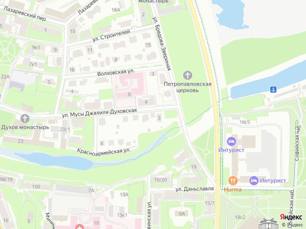 Фото новгород великий улица химиков карта