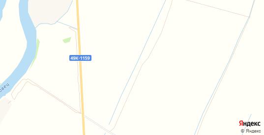 Карта территории сдт Надежда 5 в Новгородской области с улицами, домами и почтовыми отделениями со спутника онлайн