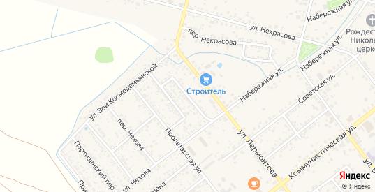 Переулок Курганского в Новозыбкове с номерами домов на карте. Спутник и схема онлайн