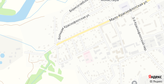 Краснофлотский 6-й переулок в Смоленске с номерами домов на карте. Спутник и схема онлайн