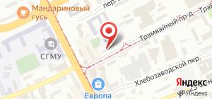 Диплом легко услуги репетиторов Россия Центральный федеральный  Услуги репетиторов Диплом легко на карте Смоленска