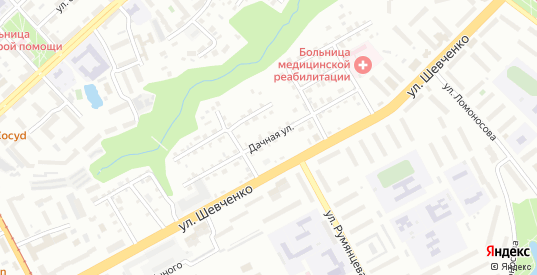 Дачная улица в Смоленске с номерами домов на карте. Спутник и схема онлайн