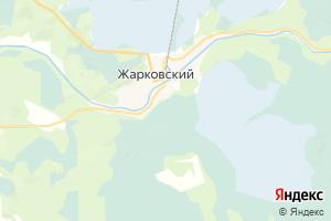 Карта пос. Жарковский Тверская область