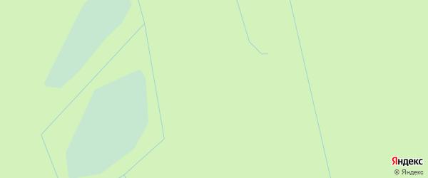 Карта садового некоммерческого товарищества Рассвета в Ленинградской области с улицами и номерами домов