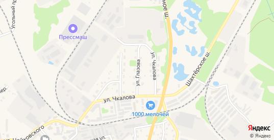 Улица Глазова в Нелидово с номерами домов на карте. Спутник и схема онлайн