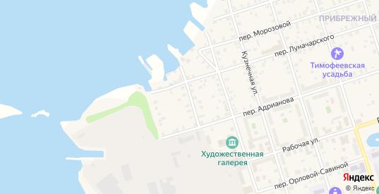 Улица Пакальная Мыза в Осташкове с номерами домов на карте. Спутник и схема онлайн