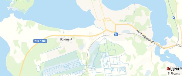 Карта Осташкова с районами, улицами и номерами домов: Осташков на карте России