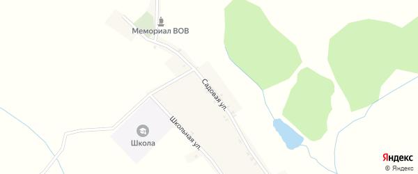 Садовая улица на карте деревни Кожемяки с номерами домов