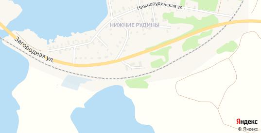 Улица 109 км в Осташкове с номерами домов на карте. Спутник и схема онлайн