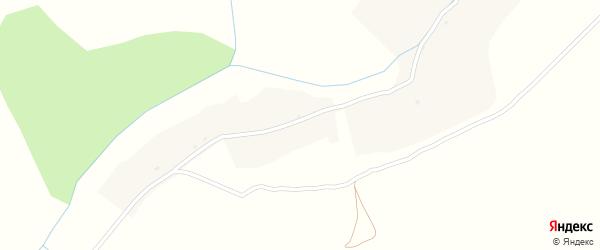 Молодежный переулок на карте деревни Зимницкой Слободы с номерами домов