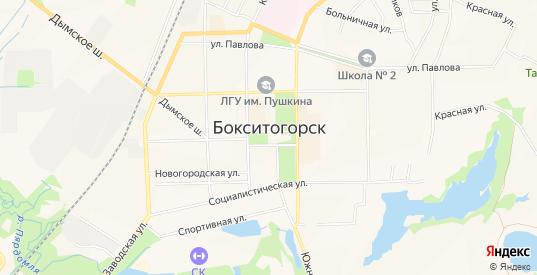 Карта садового некоммерческого товарищества Пенсионер в Бокситогорске с улицами, домами и почтовыми отделениями со спутника онлайн