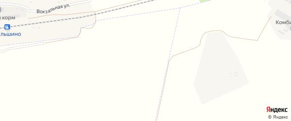 Территория Паи Заветы Ильича на карте территории Скрябинского сельского поселения с номерами домов